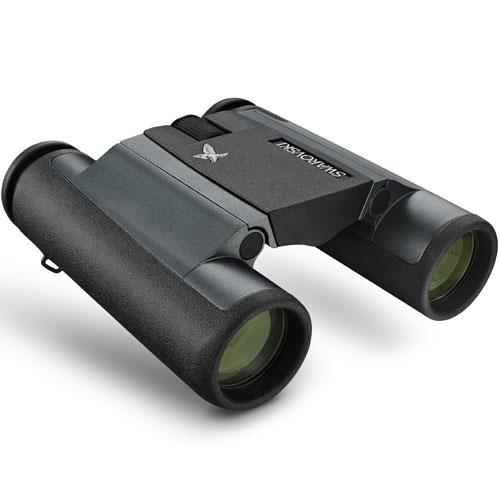 نمای لنزهای شیئی دوربین جیبی زاواروسکی مدل کوهستان - CL Pocket Mountain 8x25 B