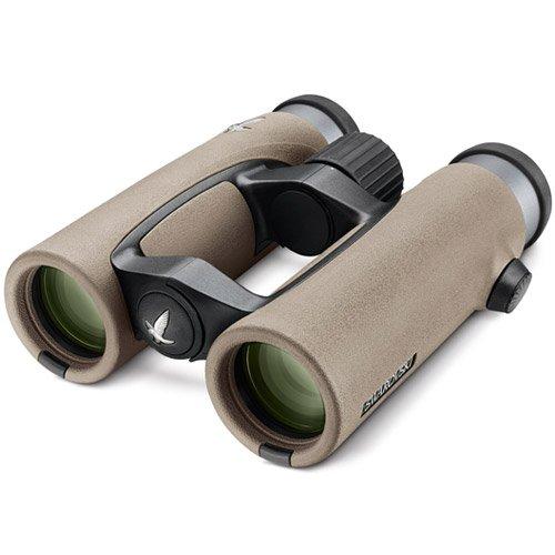 دوربین دو چشمی لوکس زاواروسکی مدل EL Swarovision 8x32 رنگ خاکی (شنی)