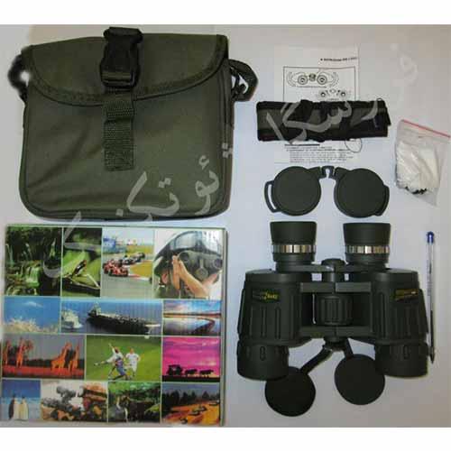 جعبه گشایی تست دوربین شکاری سیکر 8x42 (دوربین سکر)