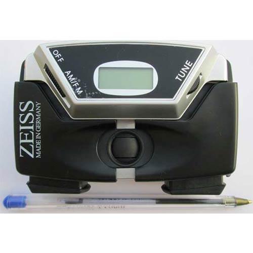 مشاهده ابعاد دوربین زایس رادیو دار جیبی مدل 7x17