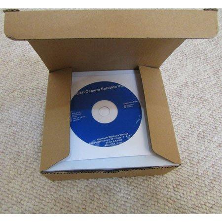 جعبه باز شده جعبه دوربین 5 مگاپیکسلی مخصوص انواع میکروسکوپ و استریو میکروسکوپ