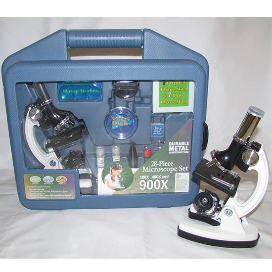 نمای بسته بندی میکروسکوپ دانش اموزی 900X