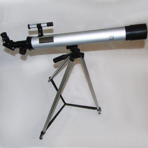 تلسکوپ مبتدی شکستی مدل KE50600 - تلسکوپ دانش آموزی ارزان