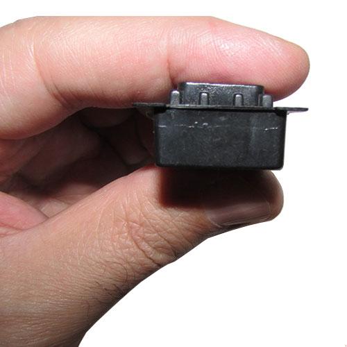 نمای بغل قفل شاخص چهار گوش مخصوص شاخص های 4 متری ، 5 متری و 7 متری